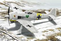 FW-190 Focke-Wulf Luftwaffe Schnorrer's