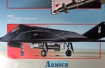 """F-117 Stealth USAF """"Black Bunny"""""""