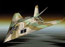 "F-117 Stealth USAF ""Palmdale"""