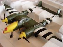 P-38 Lightning USAF Yellow Nose