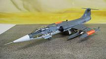 """F-104C Starfighter Luftwaffe Bundesmarine """"Marineflieger"""" MFG1"""