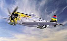 """P-47 Thunderbolt USAAF """"Angie"""""""