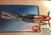 """BF-109G-5R2 Messerschmitt Luftwaffe """"Gustav"""""""