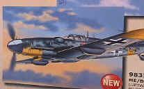 BF-109G6 Messerschmitt Luftwaffe IX/JIG 52