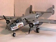 "B-25D U.S.A.A.F. ""Chow Hound Junior"""