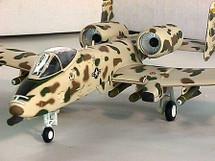"""A-10 Warthog U.S.A.F. """"Jaws"""""""