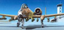 """A-10 Warthog USAF """"Peanut Camouflage"""""""
