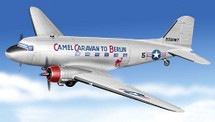 "C-47A Transport USAF ""Camel Caravan to Berlin"""