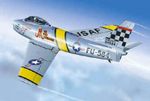 "F-86F Sabre US Air Force ""Mig Mad Marine"""