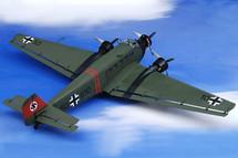 "JU-52-3M Luftwaffe ""Auxiliary Bomber"""