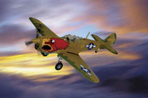 P-40N Warhawk Army Pilot Class 43-K