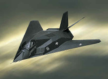 "F-117 Nighthawk US Air Force ""Black Sheep Radar Killer"""