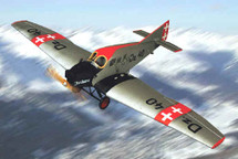 Junkers F-13 Swiss Airliner