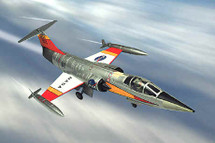 F-104 Starfighter NASA Research/Chase