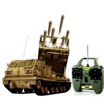 Tank - Radio Controlled MLRS Radio