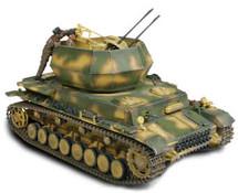 Flakpanzer IV Wirbelwind Tank German