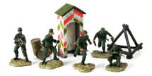 Soldier German Panzergrenadier Regiment Normandy