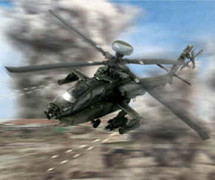 AH-64D Apache Longbow Helicopter