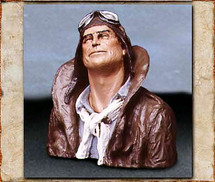 "Sculpted Figures ""Flying Leather"" Garman Sculptures GAR-G231"
