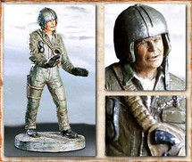 "Sculpted Figures ""Chopper Pilot"" Garman Sculptures GAR-G232"