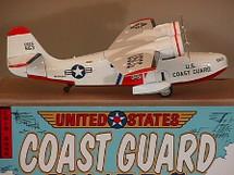 Grumman Goose US Coast Guard Racing Champions & Ertl