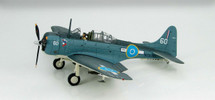 SBD-5 Dauntless RNZAF, Piva, April 1944