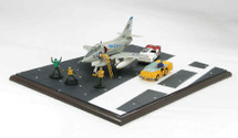 "A-4B Skyhawk VF-106 ""Gladiators"" with Diorama Set"