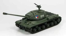 JS-2 Heavy Prey Tank Czechoslovak 1st Tank Brigade