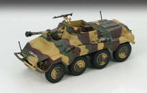 Sd.Kfz. 234/4 Pakwagen Battle of Berlin, May, 1945