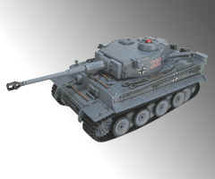 Infra-Red Controlled Tank Tiger I 332