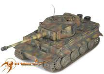 German Wehrmacht Heavy Tank, Panzerkampfwagen VI Tiger