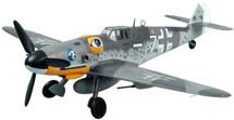 BF-109 G6 White 7 (Pre-Assembled)