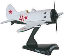 I-16 Soviet Air Force Diecast Model