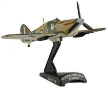 Hurricane Mk II RCAF No.242 Sqn, Willie McKnight