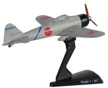 A6M2 Zero-Sen/Zeke Diecast Model IJNAS, V-103