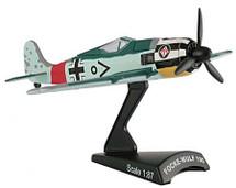 "Fw 190A Luftwaffe I/JG 1, ""Black Chevron O"", Wilhelm Krebs"