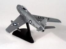 F-86 Sabre Diecast Model