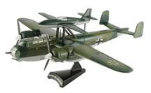 "Do 217 Diecast Model Luftwaffe, JT+FL, w/Me 328 Mistel ""Piggy Back"""