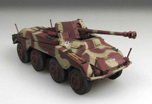 Sd. Kfz. 234/4 Pakwagen 4th Panzer Division, 1945