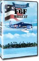 DVD F6F Hellcat Roaring Glory DVD's