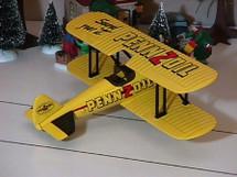 Stearman Bi-Plane Pennzoil