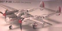 P-38 Lightning Exxon