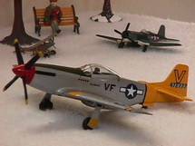 P-51D Mustang US Army Air Corp 15th Air Force