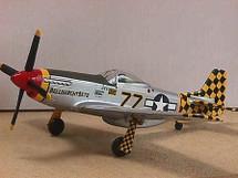 "P-51D Mustang ""Belligerent Bets"""