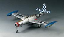 F84E Thunderjet Col. Robert Lee Scott, Jr., CO of 36th FBW, Germany, 1952