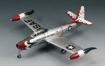 "F-84G Thunderjet U.S. Air Force ""Thunderbirds,"" 1953"