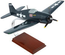 F4F Wildcat Joe Foss 1:28 Scale TMC Models