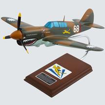 P-40B WARHAWK 1/24 #68
