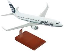ALASKA B737-800 W/WINGLETS 1/100