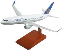 CONTINENTAL 737-700 1/100 W/WINGLETS